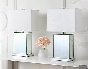 Mirror Table Lamp (Set of 2), , rollover