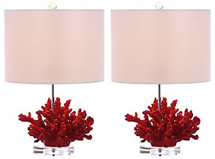 Coral Shaped Table Lamp (Set of 2), , large