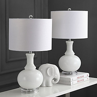 Glass Table Lamp (Set of 2), , rollover