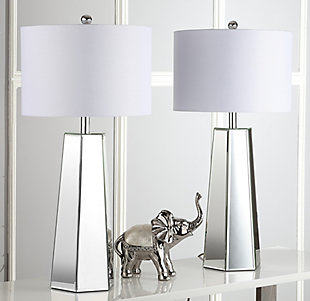 Mirrored Table Lamp (Set of 2), , rollover