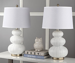 Textured Table Lamp (Set of 2), , rollover