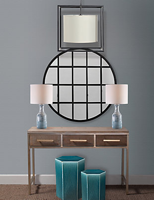 Home Accents Cage Pendant Light, , rollover
