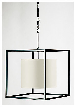 Home Accents Cage Pendant Light, , large
