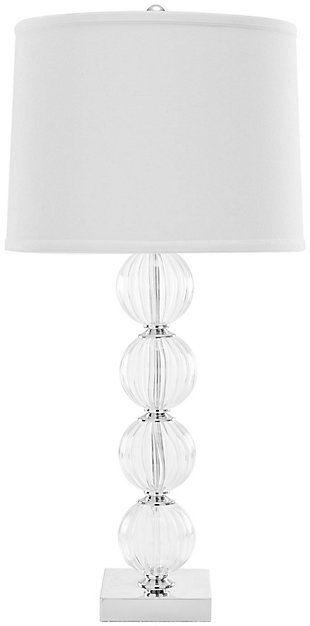 Stacked Globe Table Lamp (Set of 2), , rollover