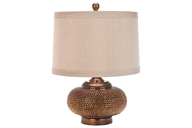 Beaded Table Lamp, , large