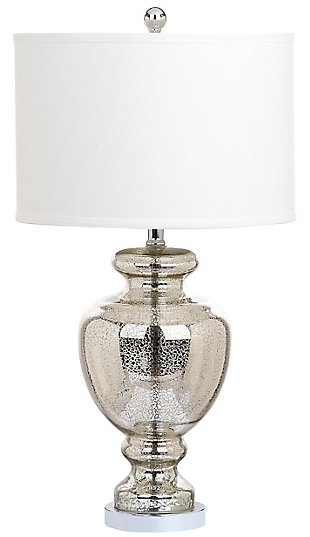 Glass Table Lamp, , rollover