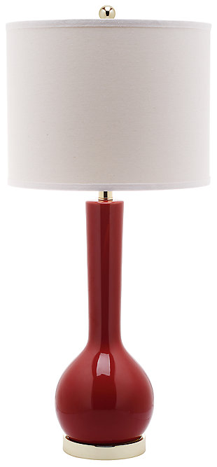 Ceramic Long Neck Table Lamp, , large