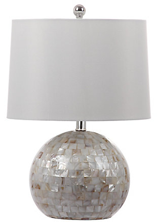 Shell Table Lamp, , rollover
