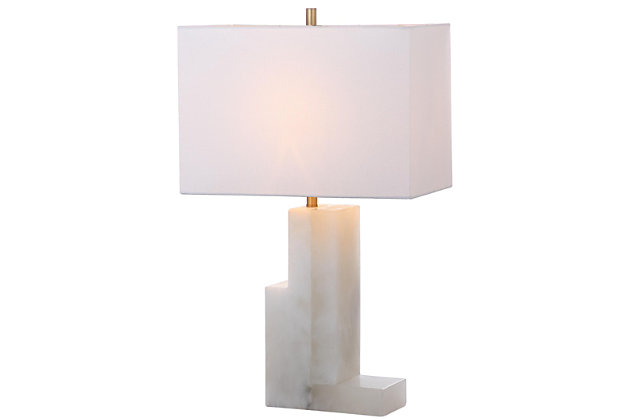 Marble Table Lamp, , large
