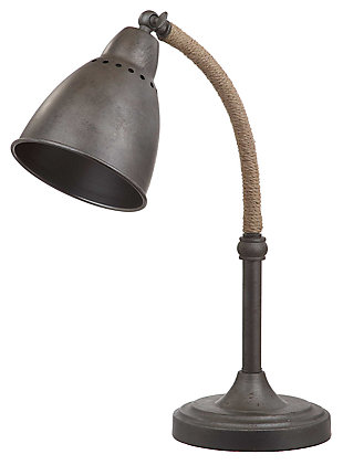 Metal Pharmacy Table Lamp, , large