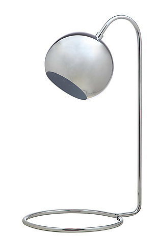 Metal Contemporary Table Lamp, , rollover