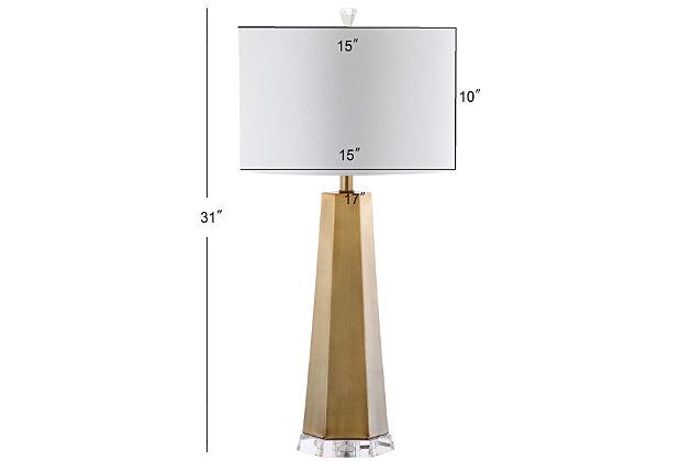 Metal Table Lamp (Set of 2), , large