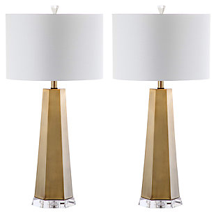 Metal Table Lamp (Set of 2), , large