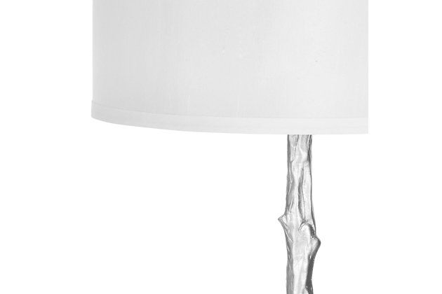"""Silver Finish Branch 58"""" Floor Lamp, , large"""