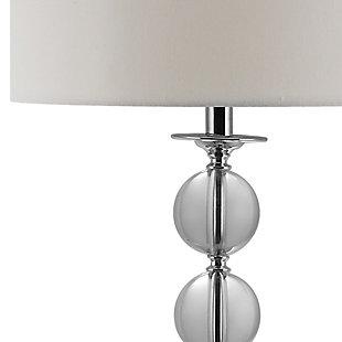 "Glass Globe 61"" Floor Lamp, , large"