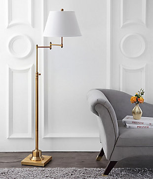 "Swivel 68.5"" Adjustable Floor Lamp, , rollover"