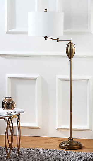 "Swivel Adjustable 60"" Floor Lamp, , rollover"