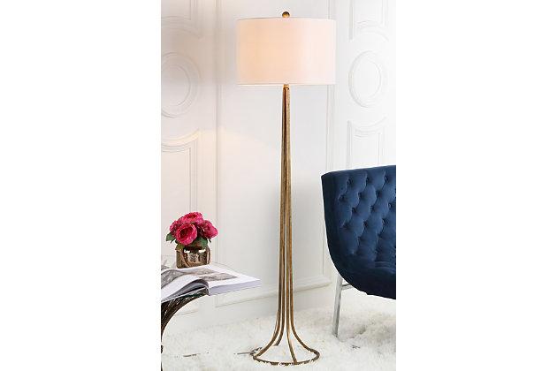 """Antique Finish 60"""" Floor Lamp, , large"""