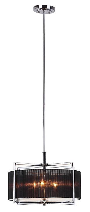 "Adjustable Length 20"" Pendant Light, , rollover"