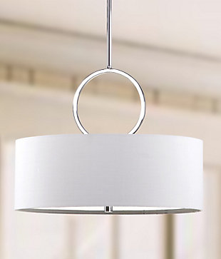 "Adjustable Length 18"" Pendant Light, , rollover"