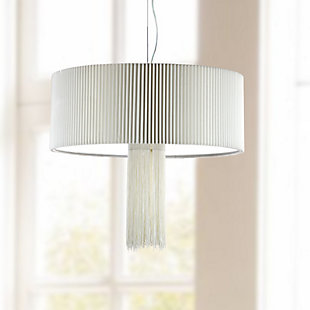 "Adjustable Length 18.5"" Pendant Light, , rollover"
