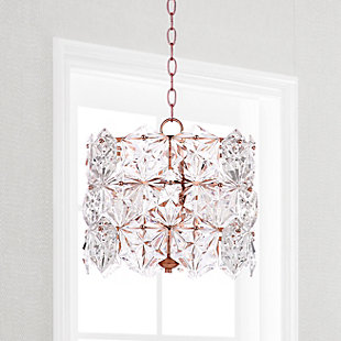 "Adjustable Length 14"" Pendant Light, , rollover"