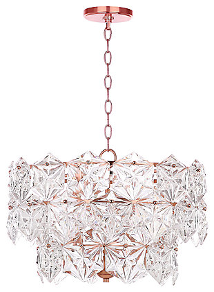 "Adjustable Length 19"" Pendant Light, , large"