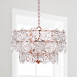 "Adjustable Length 19"" Pendant Light, , rollover"