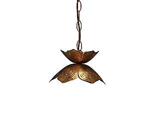 Flowering Lotus Pendant - Small, , large