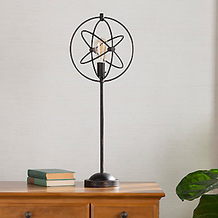 Industrial Dresha Orb Table Lamp, , rollover