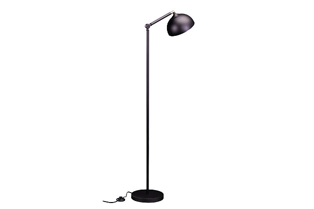 Transitional Olbie Floor Lamp, , large