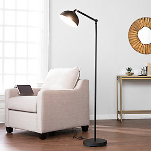 Transitional Olbie Floor Lamp, , rollover