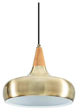 Modern Shaver Pendant Light, , large
