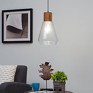 Transitional Duvale Pendant Light, , rollover