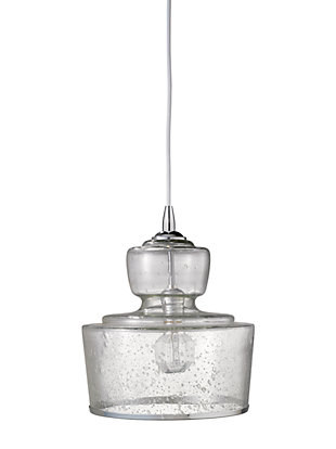 Lafitte Clear Pendant- Large, , rollover