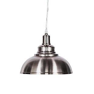Transitional Bianchi Bell Pendant Light, , large