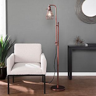 Industrial Blake Floor Lamp, , rollover