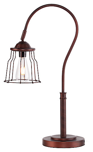 Industrial Camie Table Lamp, , large
