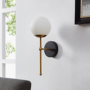 Modern Cammon Wall Sconce, , rollover