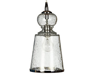 Lafitte Clear Long Pendant, , large