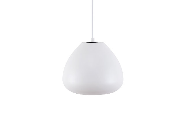 Modern Garver Pendant Light, , large