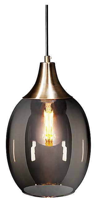 Transitional Dovera Pendant Light, , large