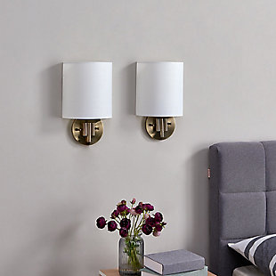 Transitional Annie Wall Sconce (Set of 2), , rollover