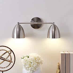 Transitional Derra 2-Light Vanity Sconce, , large