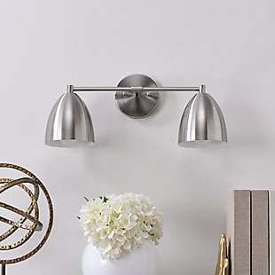 Transitional Derra 2-Light Vanity Sconce, , rollover