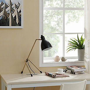 Transitional Benny Table Lamp, , rollover
