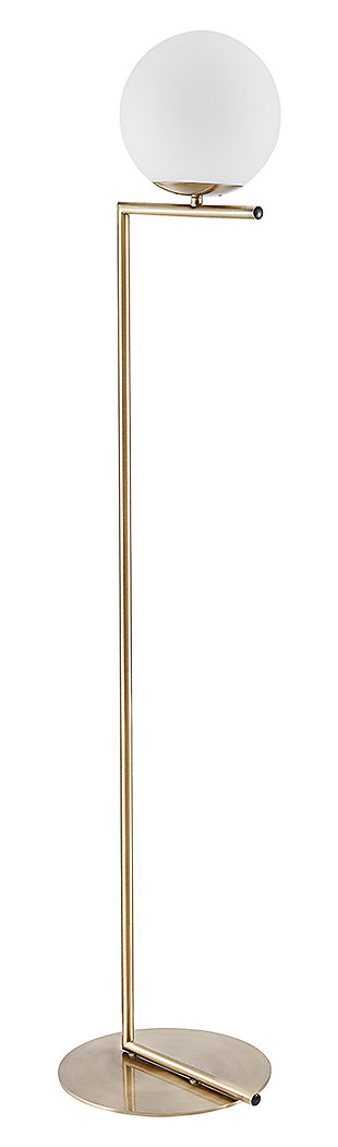 Modern Vegra Floor Lamp, , large