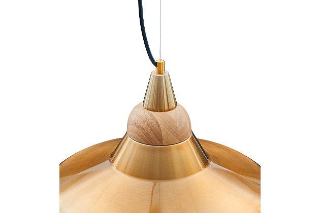 Transitional Peters Pendant Light, , large