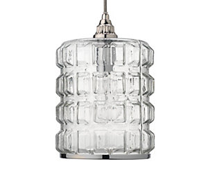 Silver Pendant Light, , large