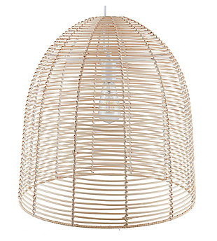 Natural Clovis Pendant Light, , large